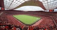 Стадион Эмирейтс Стэдиум в Лондоне — ФОТО.