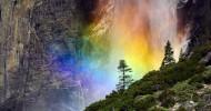 Водопад Йосемити (фотографии)