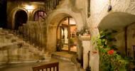 Отель в пещере