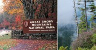 Грейт-Смоки-Маунтинс, национальный парк — ФОТО.