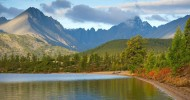 Русское озеро американского писателя