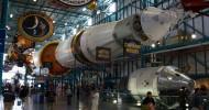 Комплекс посетителей Космического Центра Кеннеди, фото