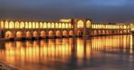 Мост Хаджу, Иран — ФОТО.