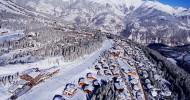 Куршевель фото и описание горнолыжного курорта