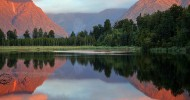 Национальный парк Вестленд Таи Поутини, Новая Зеландия
