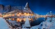 10 самых красивых деревень Европы