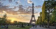 Париж-город мечты…