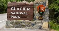 Глейшер, национальный парк США — ФОТО