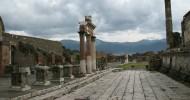 Древний город Помпеи, Италия — ФОТО.
