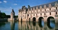 Замок Шенонсо, Франция — ФОТО.