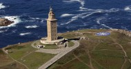 Маяк Башня Геркулеса, Испания — ФОТО