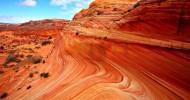 Каменные волны в США
