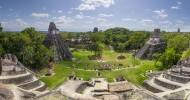Тикаль, древний город в Гватемале — ФОТО.