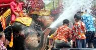 13 апреля — Тайский Новый Год (Сонгкран)