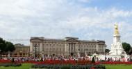 Букингемский дворец в Лондоне (фото)