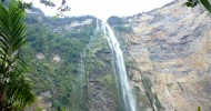 Водопад Гокта в Перу, фото и описание водопада