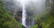 Водопад Кэгон в Японии, фото водопада