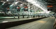 Вокзал Чхатрапати Шиваджи в Индии фото