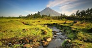 Вулкан Майон (Mayon) Филиппины фото