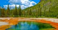 Йеллоустонский национальный парк США — ФОТО.