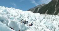 Ледник Франца-Иосифа в Новой Зеландии — ФОТО.