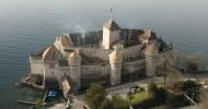 Шильонский замок в Швейцарии — ФОТО.