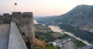 Крепость Розафа — достопримечательности Албании
