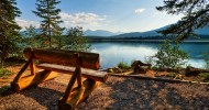 Самые красивые озера Фото