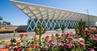 Аэропорт Марракеш Менара в Марокко, фото аэропорта