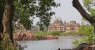 Город Орчха, Индия.