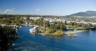 Озеро Таупо, Новая Зеландия — ФОТО
