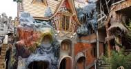 Сказочный дом-гостиница Hang Nga во Вьетнаме (37 фото)