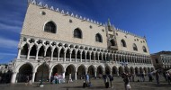 Дворцы и замки Венеции, Италия.