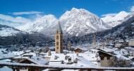 Кортина д'Ампеццо в Италии, фото горнолыжного курорта