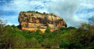 Крепость-дворец Сигирия, Шри-Ланка (27 фото)