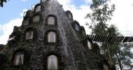 Отель-водопад «Волшебная гора» в Чили