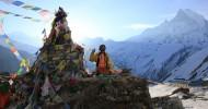 Путешествие в Обитель Снегов. Гималаи. Часть 3