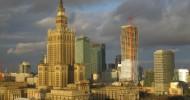 Самое высокое здание в Польше