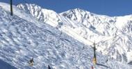 Горные лыжи в Дизин, Иран
