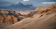 Пустыня Атакама в Чили (фотографии)