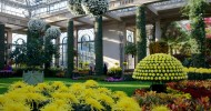 Сады Лонгвуда, фото и история сада