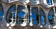 Творение Гауди: Дом Бальо в Барселоне (30 фото)
