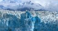 Ледник Хаббард (фотографии)