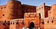 Красный форт в Агре, Индия