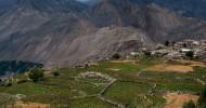 Высокогорный Тибет. Бытовые зарисовки