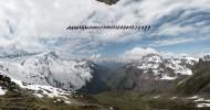 Экстремальная фотосессия на горе Маттерхорн (Альпы)