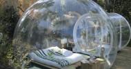 Прозрачный отель «Ловец снов» (23 фото)