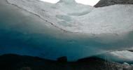 Ледник Юстедальсбреен в Норвегии (фотографии)