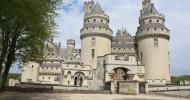 Замок Пьерфон, Франция (фотографии)