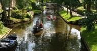 Деревня Гитхорн, Нидерланды (фотографии)